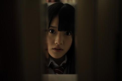 SKE48主演ドラマ『学校の怪談』 木本花音主演『お静かに』(第7話)より