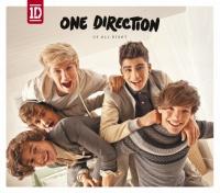 ONE DIRECTION(ワン・ダイレクション)のアルバム『アップ・オール・ナイト − デラックス・エディション』【完全生産限定盤】