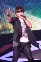 『SMTOWN LIVE WORLD TOUER III in TOKYO』のKANGTA