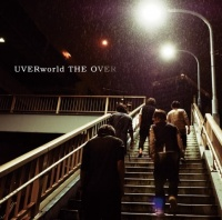 UVERworldのシングル「THE OVER」【初回限定盤】