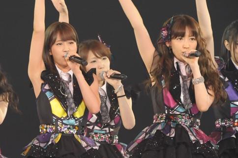 『AKB48 in TOKYO DOME 〜1830mの夢〜』最終日の模様