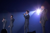 『JYP NATION in Japan 2012』に出演した2AM