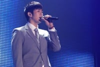 『JYP NATION in Japan 2012』に出演した2AMのスロン