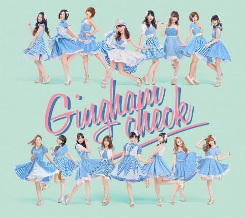 AKB48 27thシングル「ギンガムチェック」(通常盤Type-B)