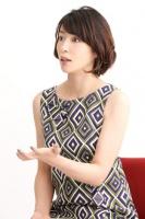 水野美紀 映画『踊る大捜査線 THE FINAL 新たなる希望』インタビュー(写真:片山よしお)<br>⇒
