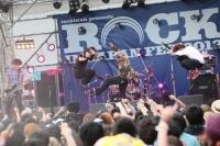 『ROCK IN JAPAN FESTIVAL 2012』1日目の模様 ROTTENGRAFFTY