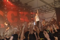 『ROCK IN JAPAN FESTIVAL 2012』1日目の模様 coldrain