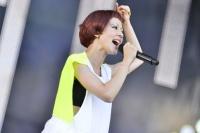 『ROCK IN JAPAN FESTIVAL 2012』2日目の模様 木村カエラ