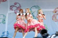 『a-nation 2012 stadium fes』に出演したLove La Doll