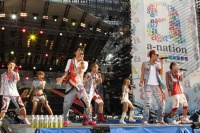 『a-nation 2012 stadium fes』に出演したAAA