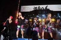 『a-nation 2012 stadium fes』に出演した湘南乃風