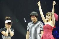 第3回「28thシングル選抜じゃんけん大会」の小嶋陽菜(第1回戦勝者)