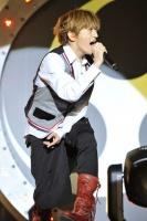 『イナズマロックフェス2012』の模様 TETSUYA