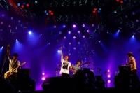 『イナズマロックフェス2012』の模様 JUN SKY WALKER(S)
