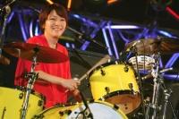 『ドリームフェスティバル 2012』<1日目> チャットモンチー