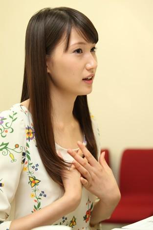 大野いと 映画『ツナグ』リレーインタビュー連載(写真:片山よしお)<br>⇒