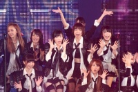 『GirlsAward 2012 AUTUMN/WINTER』に登場したAKB48