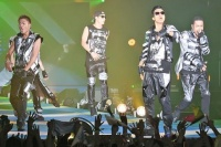 『GirlsAward 2012 AUTUMN/WINTER』に登場したTHE SECOND from EXILE