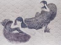《大山椒魚》2003年 (C)AIDA Makoto Courtesy: Mizuma Art Gallery<br>⇒