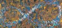 《紐育空爆之図(にゅうようくくうばくのず)(戦争画RETURNS)》1996年 (C)AIDA Makoto Courtesy: Mizuma Art Gallery<br>⇒