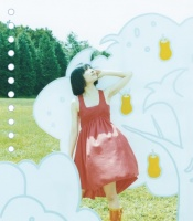 坂本真綾 「雨が降る」<br>(2008年10月29日発売) <br><br><b>⇒インタビューは