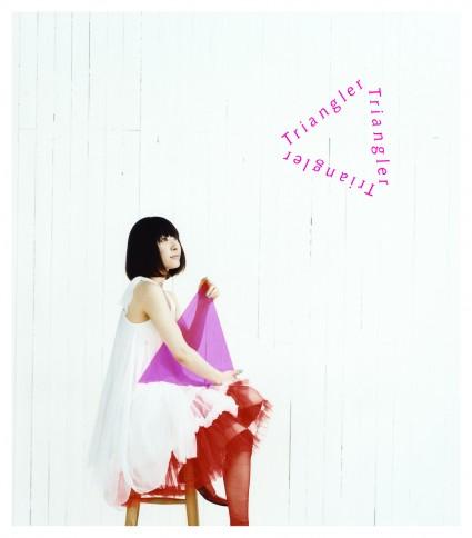 坂本真綾 「トライアングラー」<br>(2008年4月23日発売)<br><br><b>⇒インタビューは