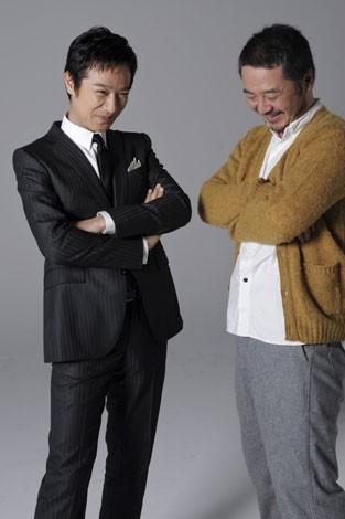 堺雅人&赤堀雅秋監督 映画『その夜の侍』インタビュー(写真:鈴木一なり)<br>⇒