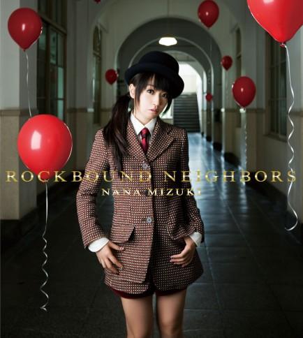 水樹奈々 『ROCKBOUND NEIGHBORS』(初回限定盤CD+Blu-ray)