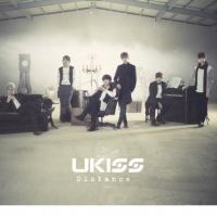 U-KISSのシングル「Distance...」【CDのみ】