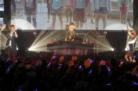 『oricon Sound Blowin'10th Anniversary supported by NTT西日本の模様』<br>ソナーポケット(撮り下ろし写真:井原完祐)