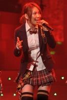 『第2回 AKB48紅白対抗歌合戦』の模様 増田有華