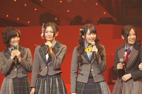 『第2回 AKB48紅白対抗歌合戦』の模様