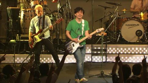 『いきものがかりドキュメント』番組カット<br> 水野良樹 (C)NHK
