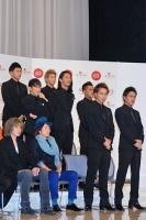 『第63回 NHK紅白歌合戦』に初出場する、三代目 J Soul Brothers