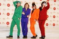 『第63回 NHK紅白歌合戦』に初出場するゴールデンボンバー