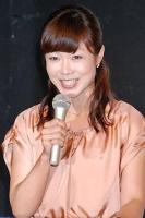 『第63回 NHK紅白歌合戦』で総合司会を務める<br>NHK有働由美子アナウンサー
