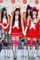 『第63回 NHK紅白歌合戦』に初出場する、ももいろクローバーZ