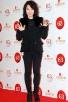 『第63回 NHK紅白歌合戦』リハーサルに参加した<br>香西かおり