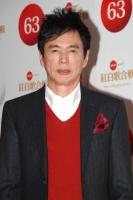 『第63回 NHK紅白歌合戦』リハーサルに参加した<br>森進一