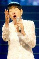 『第63回 NHK紅白歌合戦』リハーサルに参加した<br>和田アキ子
