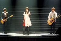 『第63回 NHK紅白歌合戦』リハーサルに参加した<br>いきものがかり