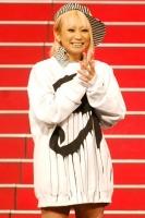 『第63回 NHK紅白歌合戦』リハーサルに参加した<br>倖田來未