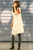 『第63回 NHK紅白歌合戦』リハーサルに参加した<br>いきものがかりの吉岡聖恵