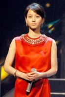 『第63回 NHK紅白歌合戦』リハーサルに参加した<br>堀北真希