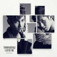 東方神起のシングル「Catch Me」【CDのみ】