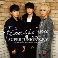 SUPER JUNIOR-K.R.Y.のシングル「Promise You」【E.L.F-JAPAN盤(ファンクラブ&mu-mo限定商品)】