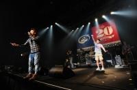 スピードスターレコーズ20周年記念イベントの模様<br>ORANGE RANGE