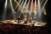 スピードスターレコーズ20周年記念イベントの模様<br>ハナレグミ