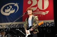 スピードスターレコーズ20周年記念イベントの模様<br>高田漣