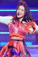 『AKB48 ユニット祭り2013』の模様<br>大島優子
